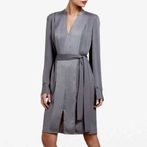 Shirt dress, Dark Steel Gray